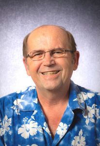 Dr Harald Falge OAM